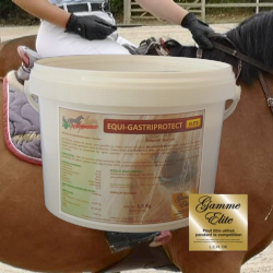 EQUI-Gastriprotect Elite 1.5 kgs Ulcères, protection de l'estomac.