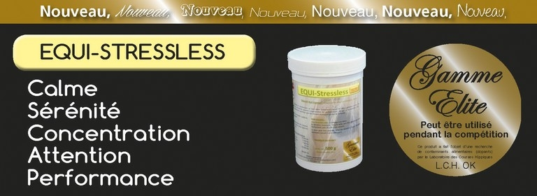 equi stressless calme serenité concentration performance